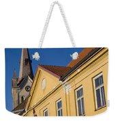 Cesis Latvia Weekender Tote Bag