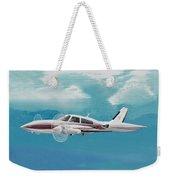 Cessna 310 Twin Engine Weekender Tote Bag