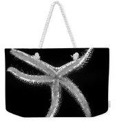 Dancing Starfish Weekender Tote Bag