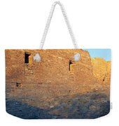 Chaco Canyon Indian Ruins, Sunset, New Weekender Tote Bag