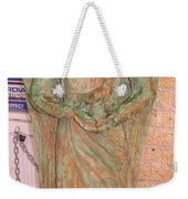 Chained Angel Weekender Tote Bag