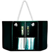 Chained Shut Weekender Tote Bag