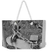 Chained Soul Weekender Tote Bag