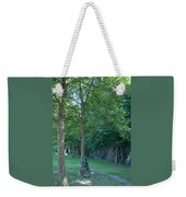 Chained To A Tree Weekender Tote Bag