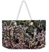 Chainfruit Cholla Weekender Tote Bag