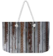 Chains On The Wall Weekender Tote Bag