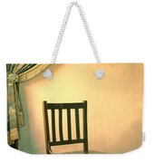 Chair And Curtain Weekender Tote Bag
