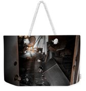 Chair At The Table Weekender Tote Bag