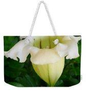 Chalice Vine Flower 9 Weekender Tote Bag