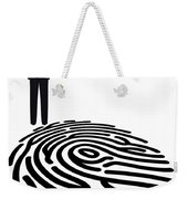 Challange Weekender Tote Bag