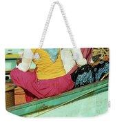 Cham Women Weekender Tote Bag
