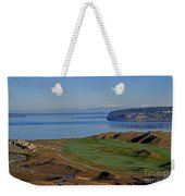 Chambers Bay Golf Course - University Place - Washington Weekender Tote Bag