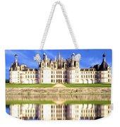 Chambord Castle Weekender Tote Bag