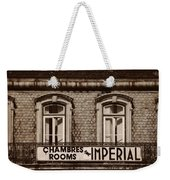 Chambres Imperial Lisbon Weekender Tote Bag