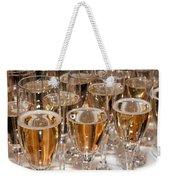 Champagne 01 Weekender Tote Bag