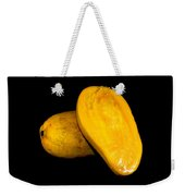 Champagne Ataulfo Mango Closeup Isolated  Weekender Tote Bag