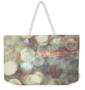 Champagne Bubbles And Sunset Weekender Tote Bag