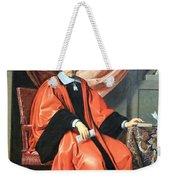 Champaigne's Omer Talon Weekender Tote Bag