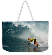 Champion At Pipeline Masters  Weekender Tote Bag