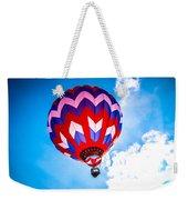 Champion Hot Air Balloon Weekender Tote Bag