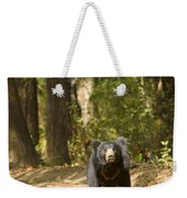 Chance Encounter With The Hairy One Weekender Tote Bag