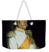 Chancellor Otto Von Bismarck Weekender Tote Bag