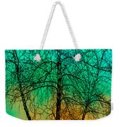 Change Of Seasons Number Tw0 Weekender Tote Bag