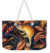Changing Colors Weekender Tote Bag