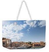 Chania Town On Crete Weekender Tote Bag