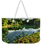 Chankanaab Mexico Lagoon Weekender Tote Bag