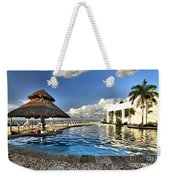 Chankanaab National Park Pool Weekender Tote Bag