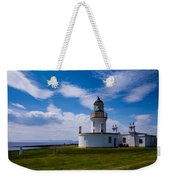 Chanonry Point Lighthouse Weekender Tote Bag