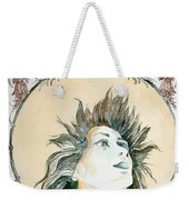 Chanson D'amour Weekender Tote Bag
