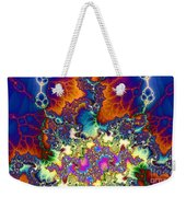 Chaos Of Unrealized Ideas Weekender Tote Bag