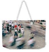 The Junction Weekender Tote Bag