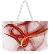 Chaotic Together Weekender Tote Bag