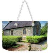 Chapel 17th Century  Weekender Tote Bag