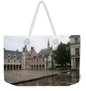 Chapel And Courtyard Chateau Blois Weekender Tote Bag