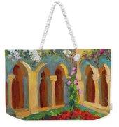 Chapel At St. Remy Weekender Tote Bag