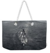 Chapel In Mist Weekender Tote Bag