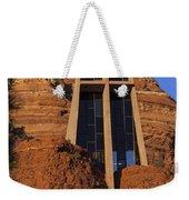 Chapel In The Rock Weekender Tote Bag