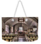 Chapel In Wales Weekender Tote Bag
