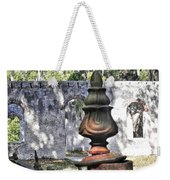 Chapel Of Ease St Helena Island Weekender Tote Bag