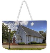 Chapel Of The Centurion Weekender Tote Bag