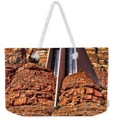 Chapel Of The Holy Cross  Sedona Arizona Weekender Tote Bag