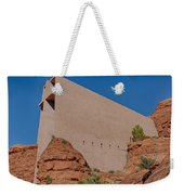 Chapel Of The Holy Cross Sedona Az Side Weekender Tote Bag