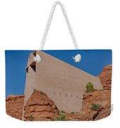 Chapel Of The Holy Cross Sedona Az Side Weekender Tote Bag