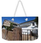 Chapel Of The Immaculate Conception Old Town San Diego Weekender Tote Bag