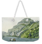 Chapel Of William Tell, From Customs Weekender Tote Bag