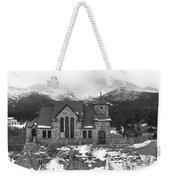 Chapel On The Rock - 5 Weekender Tote Bag